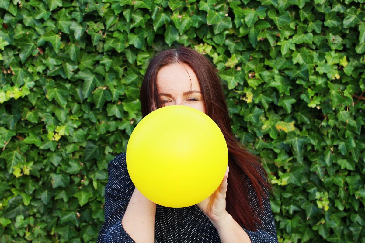 verjaardag ballon