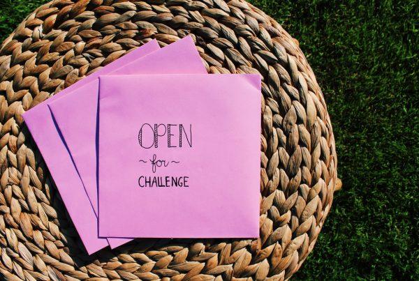 Challenge uitdagingen