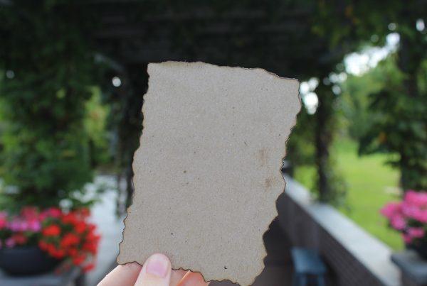 oud papier perkament vintage