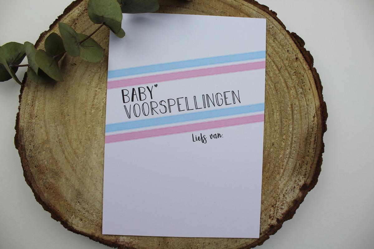 babyvoorspellingen