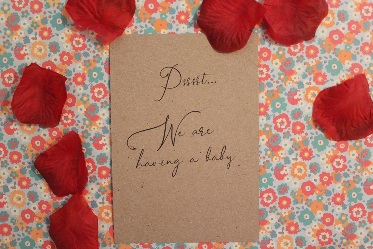 zwangerschapscadeau ideefabriek zwanger cadeau mama kaart