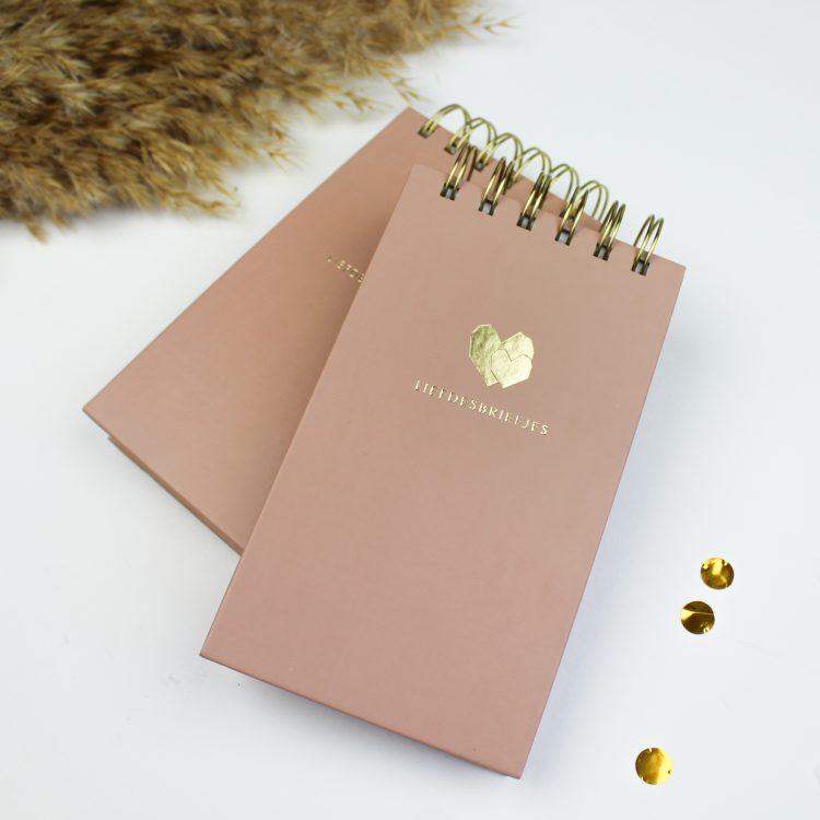 Liefdesbriefjes hop cadeau liefdesbriefjes ideefabriek partner verliefd