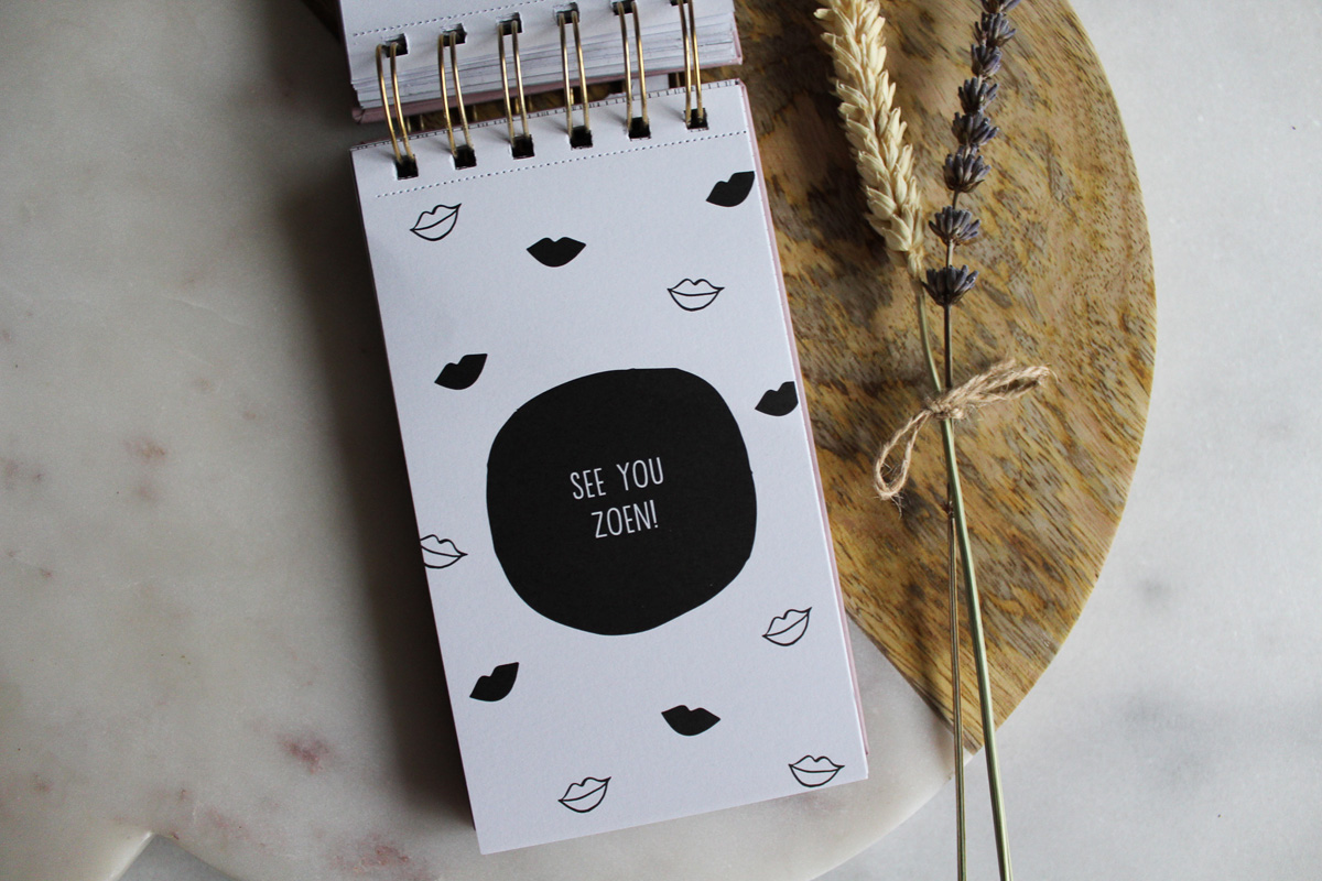 liefdesbrief cadeau