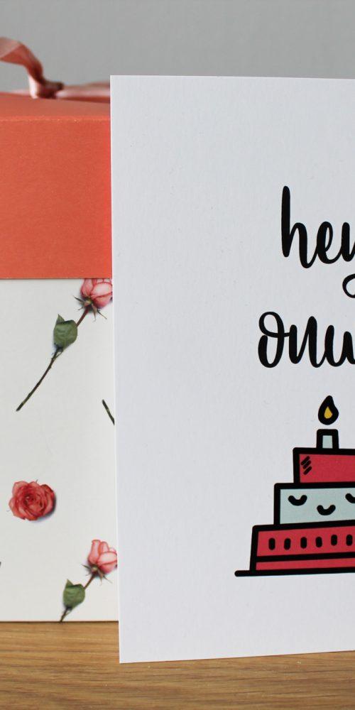 cadeau verjaardag