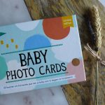 baby photo cards kraamcadeau baby