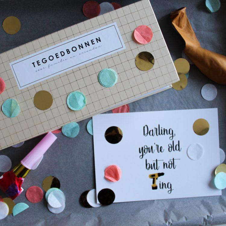 verjaardag cadeau pakket ideefabriek