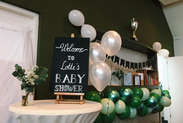 alternatief babyshower