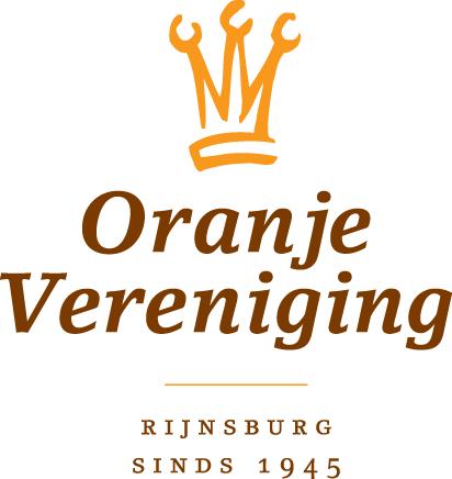 logo oranje vereniging rijnsburg
