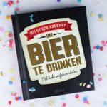 cadeau bier man origineel vader vaderdag boek ideefabriek