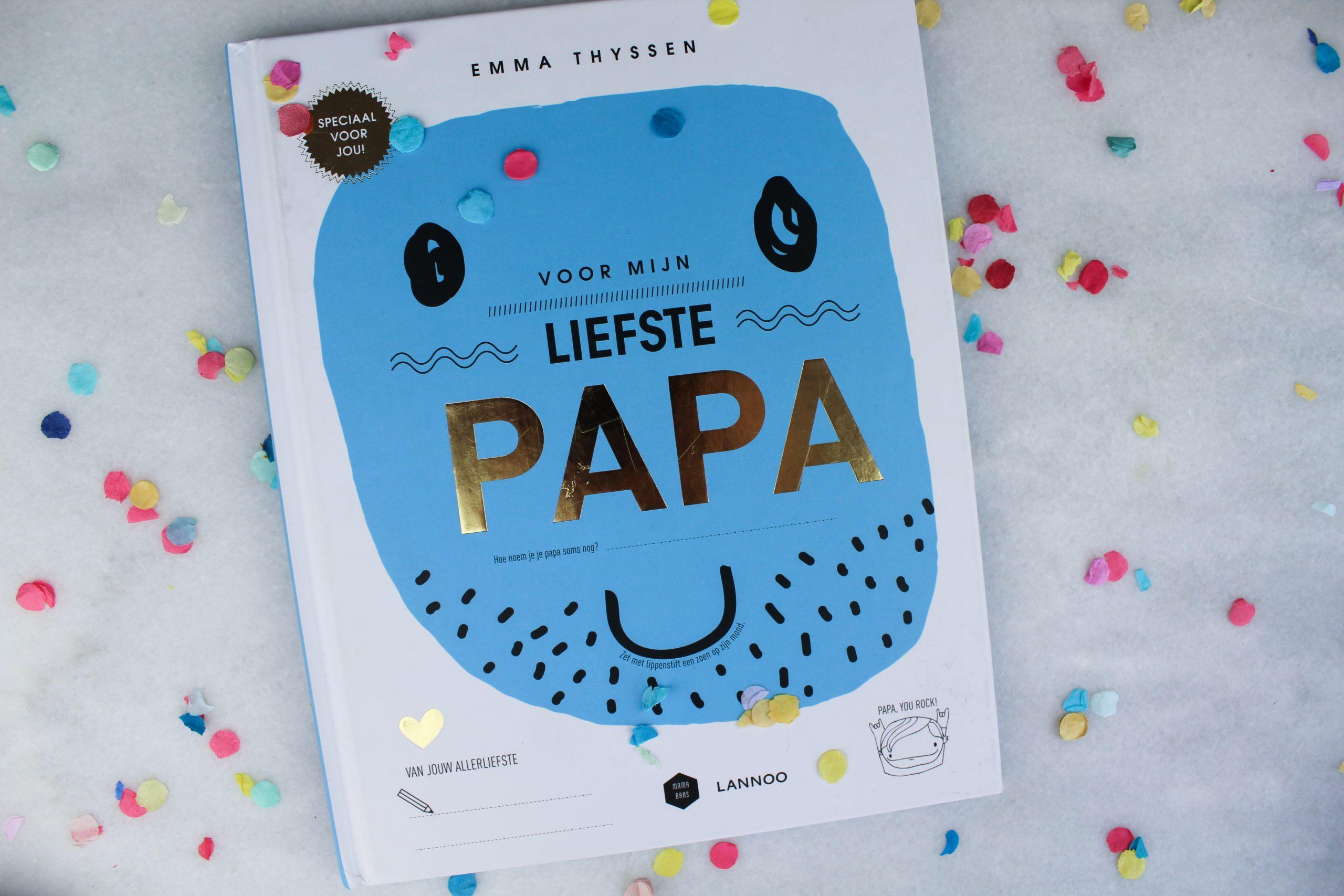 cadeau papa vader vaderdag ideefabriek kind