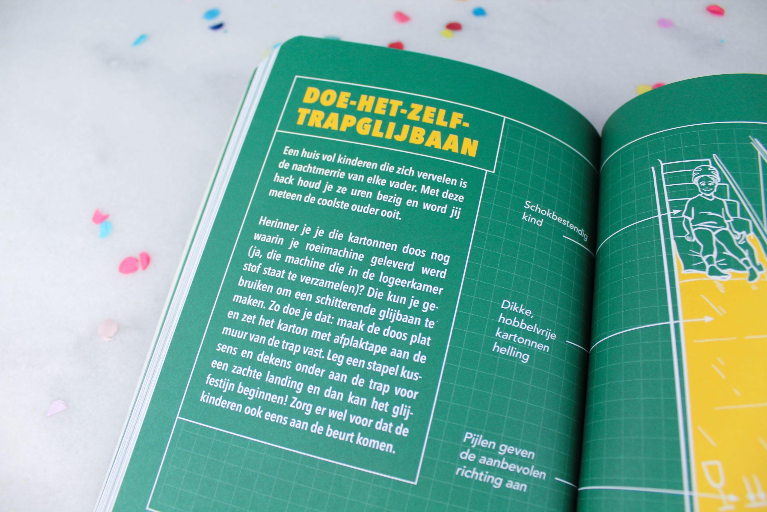 cadeau vaderdag origineel boek ideefabriek voorkant
