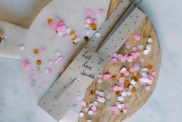 diy bruiloft gepersonaliseerd sterretjes ideefabriek