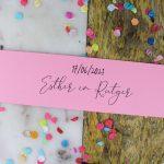 ballonkaartje save the date bruiloft ideefabriek origineel