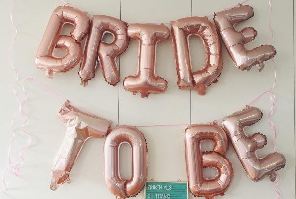 vrijgezellenfeest voor vrouwen bride to be originele ideeen en activeiten