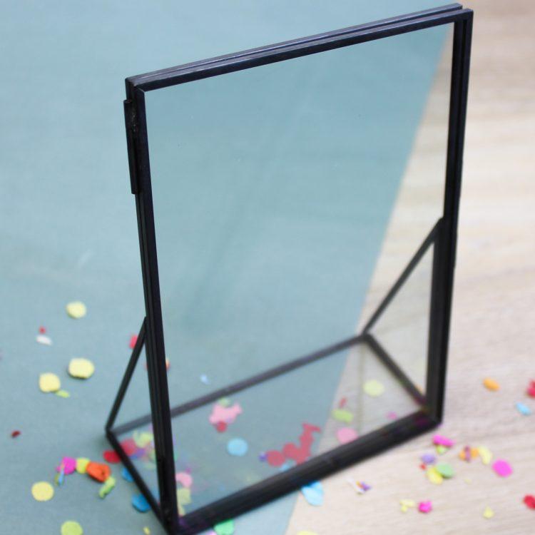 fotolijst glas cadeau ideefabriek persoonlijk voorbeeld