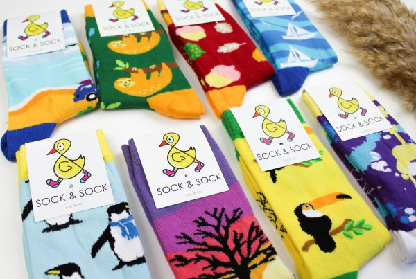 Sock en sock sokken abonnement ideefabriek sok cadeau