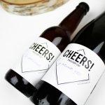 bierlabel wijnlabel etiket wijnetiket bieretiket ideefabriek proost op cadeau cadeautip