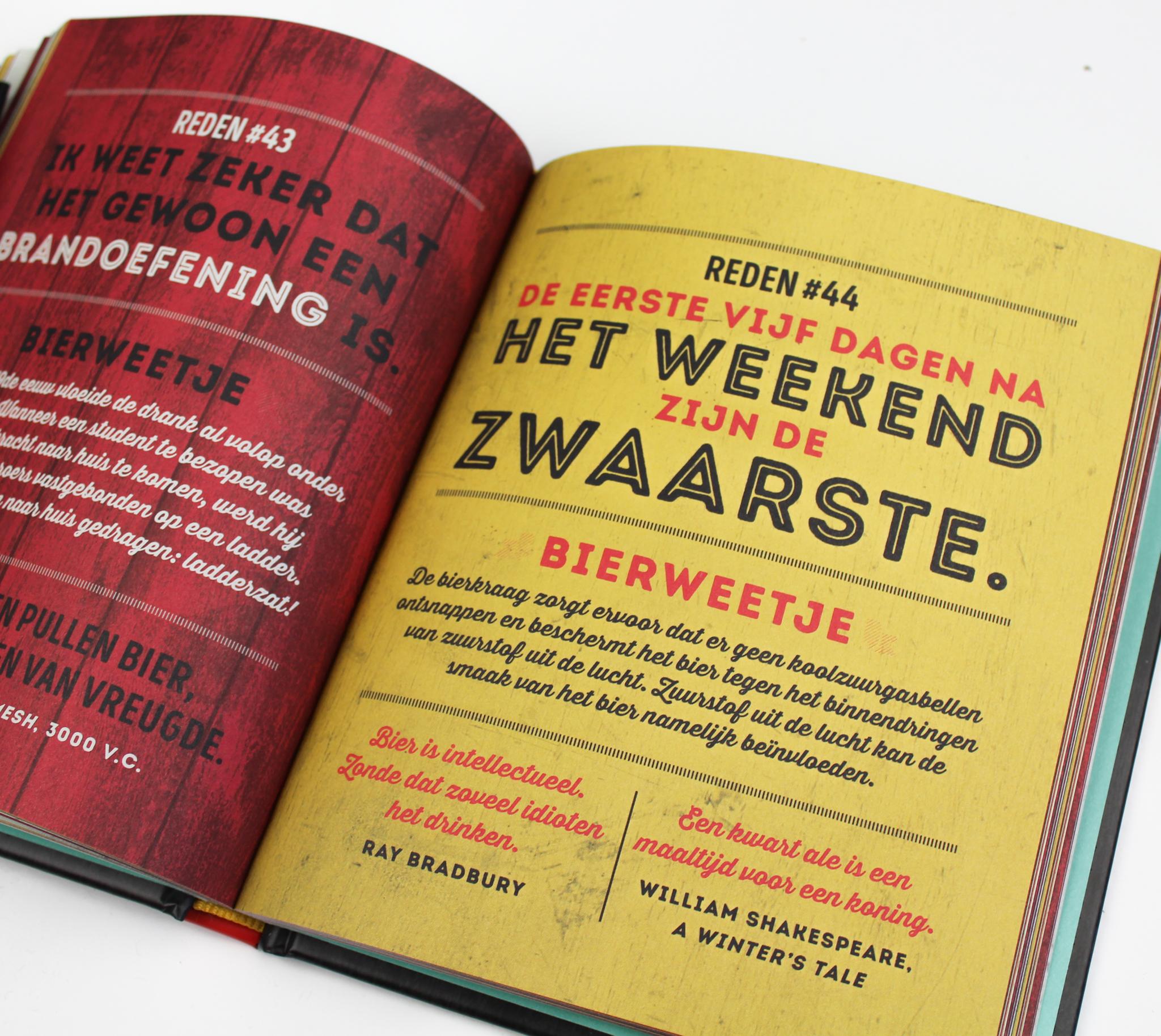 cadeau boek bier bierliefhebber ideefabriek feitjes