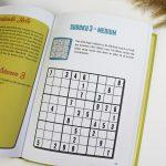 cadeau boek puzzelboek pensioen ideefabriek