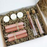 cadeau cadeaupakketten cadeaupakket kaarsenbox box kaarsen