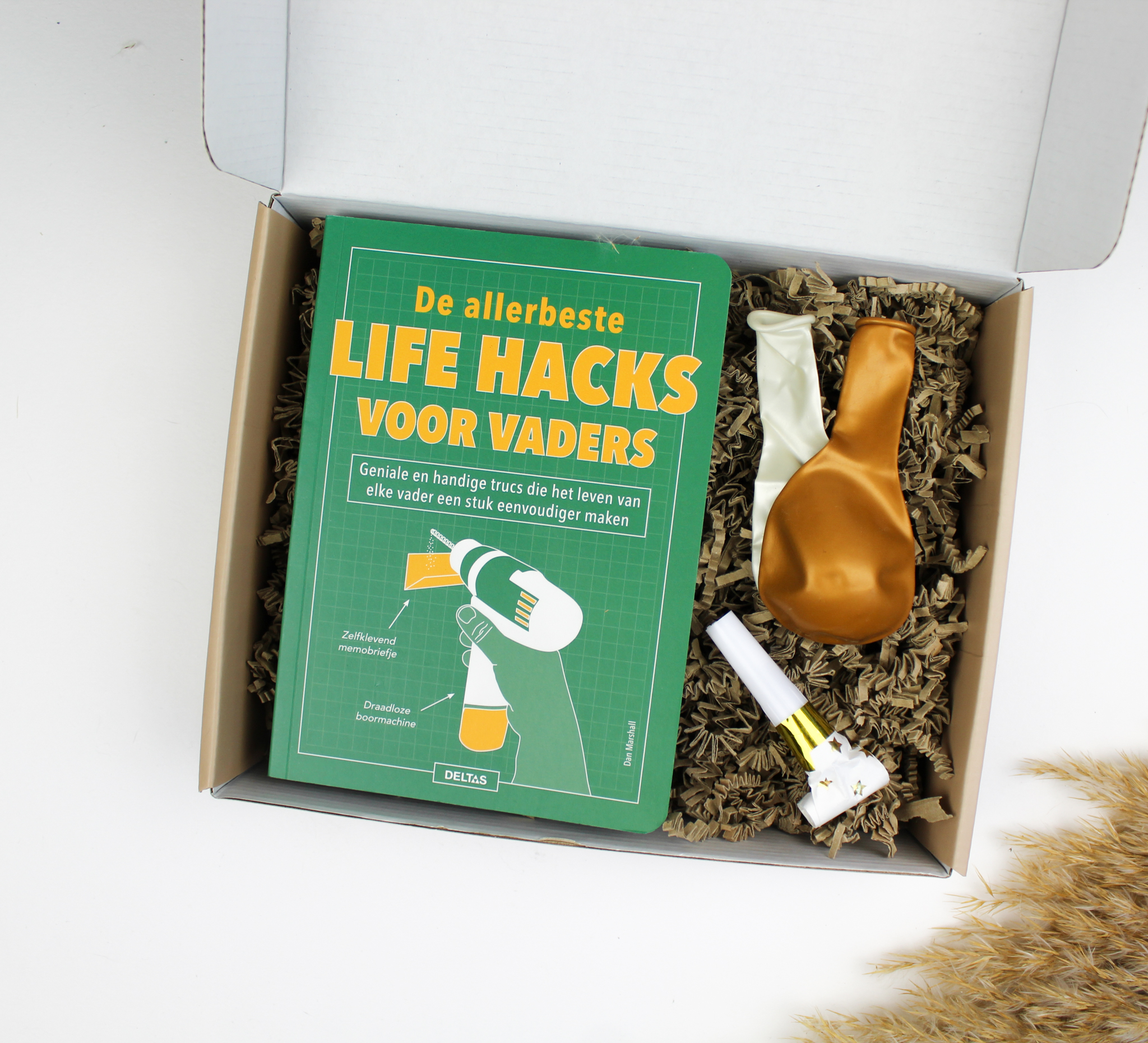 cadeau cadeaupakketten cadeaupakket lifehacks lifehack ideefabriek vaders papa