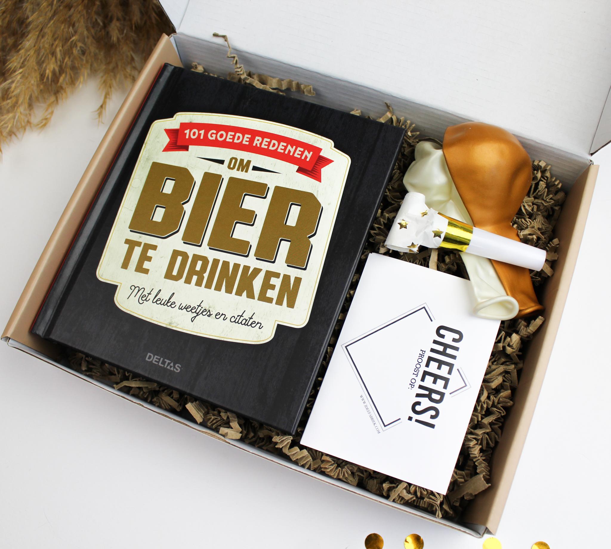 cadeaupakket bierpakket bier cadeau man ideefabriek