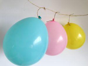 ballon zonder helium ideefabriek diy ballonnen 1