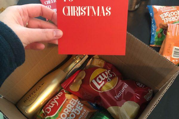 bedrijfspakket kerst borrelpakket